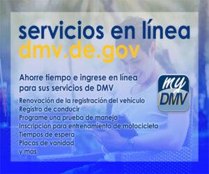 DMV servicios en linea