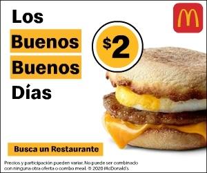 MacDonald's ad