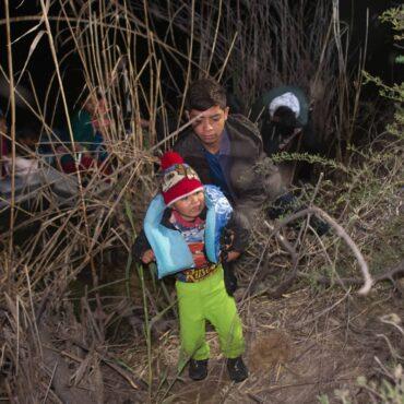 Immigration Children Mexico
