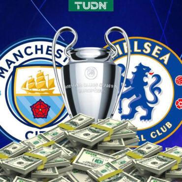 Manchester Chelsea Champions League