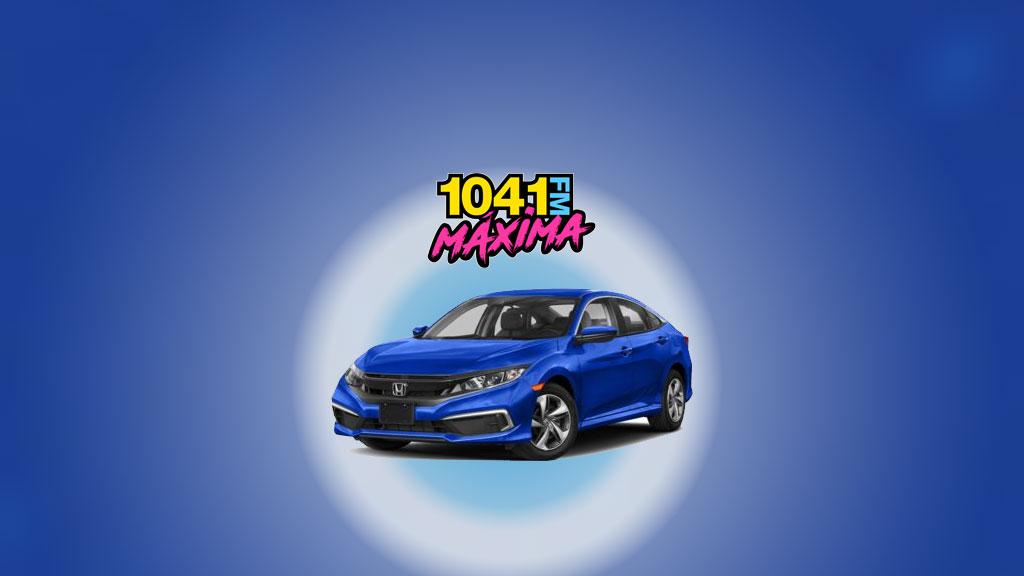 Sorteo de auto Honda Civic 2021